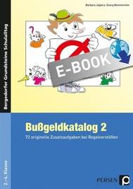 Bußgeldkatalog 2 - copertina