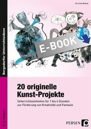 20 originelle Kunst-Projekte - copertina