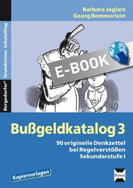 Bußgeldkatalog 3 - copertina