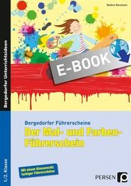 Der Mal- und Farben-Führerschein - copertina