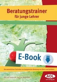Beratungstrainer für junge Lehrer - copertina