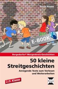50 kleine Streitgeschichten - 2./3. Klasse - copertina