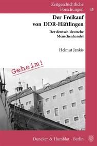 Der Freikauf von DDR-Häftlingen. - copertina