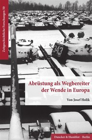 Abrüstung als Wegbereiter der Wende in Europa. - copertina