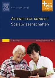Altenpflege konkret Sozialwissenschaften - copertina