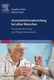 Arzneimittelverabreichung bei alten Menschen - copertina