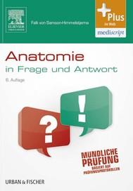 Anatomie in Frage und Antwort - copertina