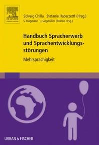 Handbuch Spracherwerb und Sprachentwicklungsstörungen - Librerie.coop