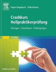 Crashkurs Heilpraktikerprüfung - copertina