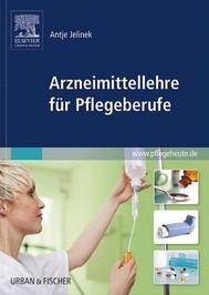 Arzneimittellehre für Pflegeberufe - copertina