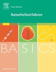 BASICS Naturheilverfahren - copertina