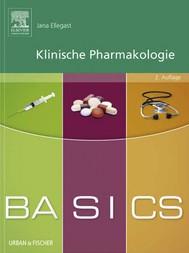 BASICS Klinische Pharmakologie - copertina