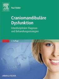 Craniomandibuläre Dysfunktion - copertina