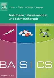 BASICS Anästhesie, Intensivmedizin und Schmerztherapie - copertina