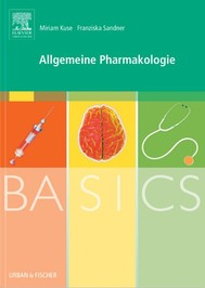 BASICS Allgemeine Pharmakologie - copertina