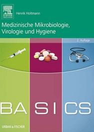 BASICS Medizinische Mikrobiologie,Virologie und Hygiene - copertina