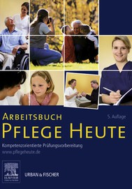 Arbeitsbuch Pflege Heute - copertina