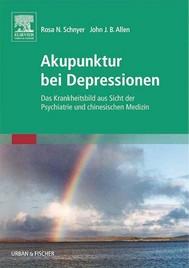 Akupunktur bei Depressionen - copertina