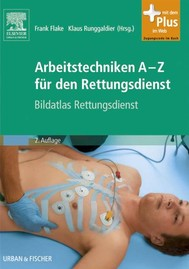 Arbeitstechniken A-Z für den Rettungsdienst - copertina