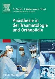 Anästhesie in der Traumatologie und Orthopädie - copertina