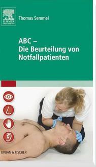 ABC die Beurteilung von Notfallpatienten - copertina