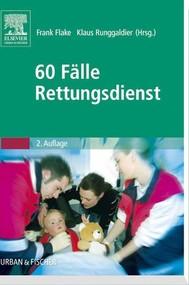 60 Fälle Rettungsdienst - copertina