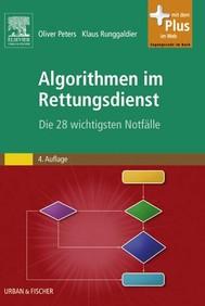 Algorithmen im Rettungsdienst - copertina