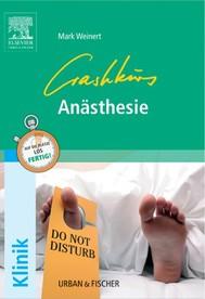 Crashkurs Anästhesie - copertina