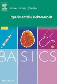 BASICS Experimentelle Doktorarbeit - copertina
