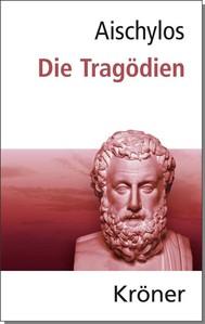 Aischylos: Die Tragödien - copertina