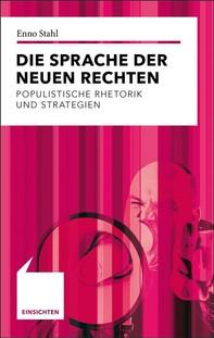 Die Sprache der Neuen Rechten - Librerie.coop