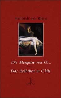 Die Marquise von O… / Das Erdbeben in Chili - Librerie.coop