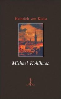 Michael Kohlhaas - Librerie.coop