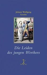 Die Leiden des jungen Werthers - Librerie.coop