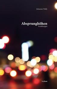 Absprunghöhen - copertina