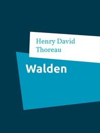 Walden - Librerie.coop