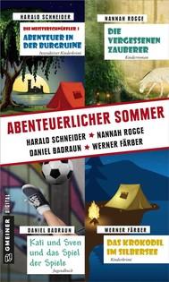 Abenteuerlicher Sommer - copertina
