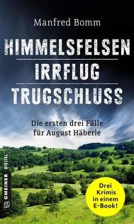 Himmelsfelsen - Irrflug - Trugschluss - copertina