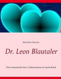 Dr. Leon Blautaler - Librerie.coop