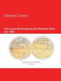 Eine kurze Beschreibung des Planeten Mars von 1865 - Librerie.coop