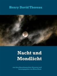 Nacht und Mondlicht - Librerie.coop
