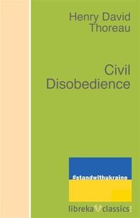Civil Disobedience - Librerie.coop