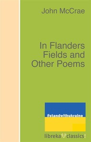 In Flanders Fields and Other Poems - copertina