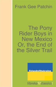 The Pony Rider Boys in New Mexico Or, the End of the Silver Trail - Librerie.coop