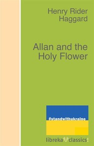 Allan and the Holy Flower - copertina