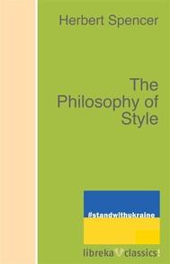 The Philosophy of Style - copertina