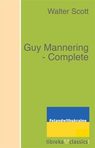 Guy Mannering - Complete - copertina