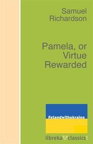 Pamela, or Virtue Rewarded - copertina
