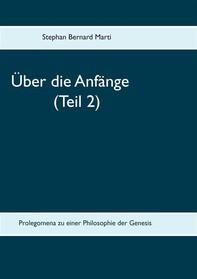Über die Anfänge (Teil 2) - Librerie.coop