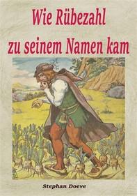 Wie Rübezahl zu seinem Namen kam - Librerie.coop
